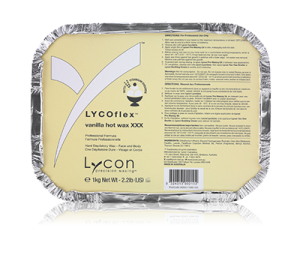 LYCOFLEX VANILLA HOT WAX XXX
